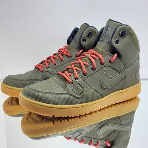 Nike Son Of Force, Mid, Winter Dark Loden Green, R